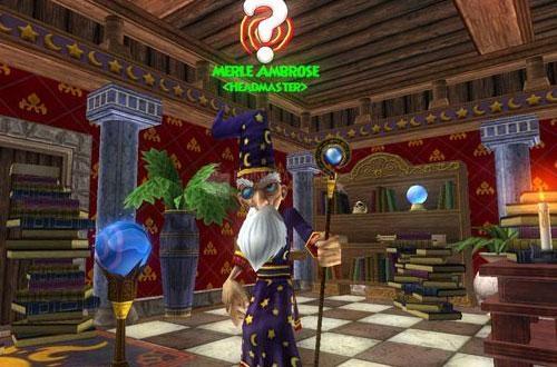 Pantallazo Wizard 101