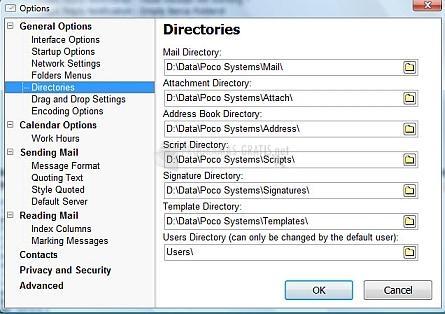 Pantallazo My Info To Go Non-U3 USB