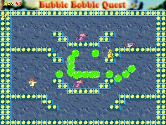 Pantallazo Bubble Bobble Quest