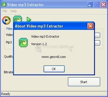 Captura Video MP3 Extractor
