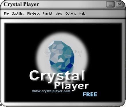 Pantallazo Crystal Player Free