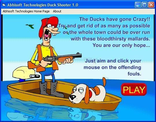 Pantallazo Duck Shooter