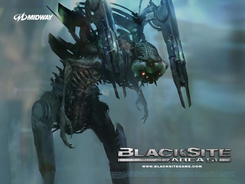 Pantallazo BlackSite: Area 51 Wallpapers