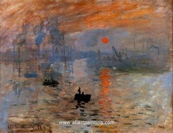 Pantallazo Claude Monet Painting