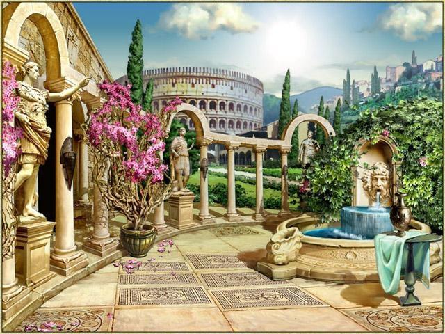 Pantallazo Around the World: Rome