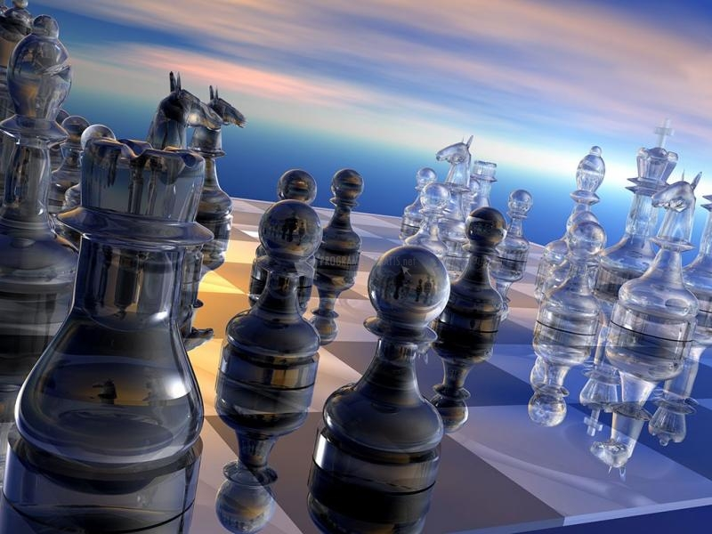 Pantallazo Partida de ajedrez