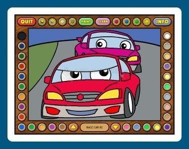 Pantallazo Coloring Book 11: Trucks