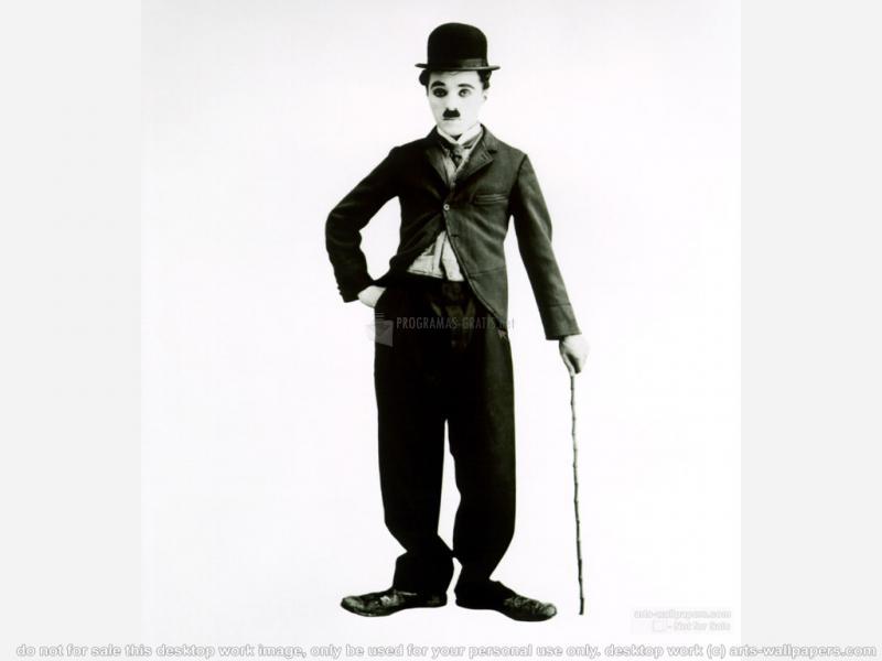 Pantallazo Charlie Chaplin