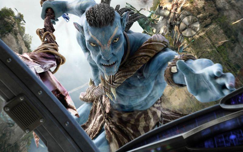 Pantallazo Avatar: the game Fondo