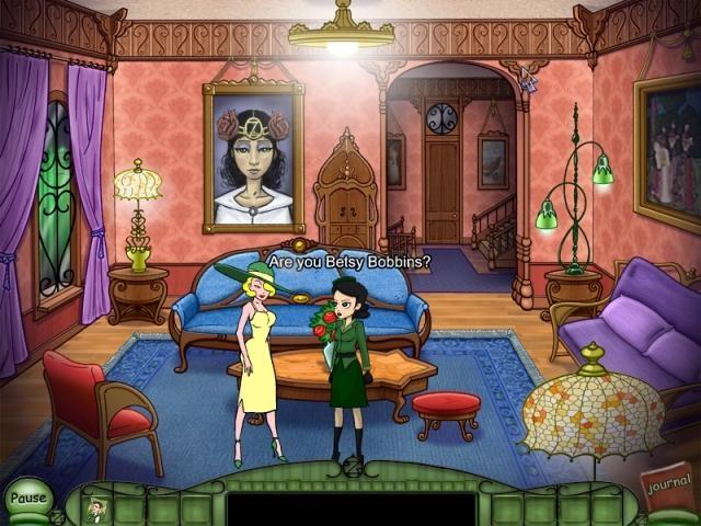 Pantallazo Emerald City Confidential