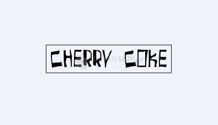 Pantallazo Cherry Coke