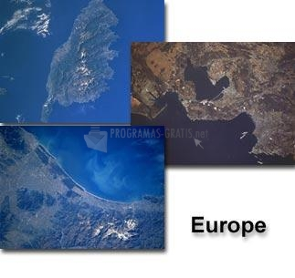 Pantallazo From Space to Earth: Europe