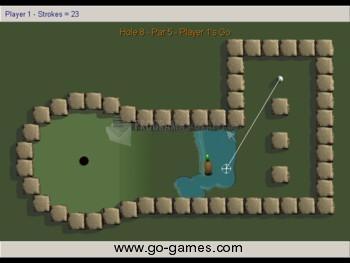 Pantallazo Crazy Golf