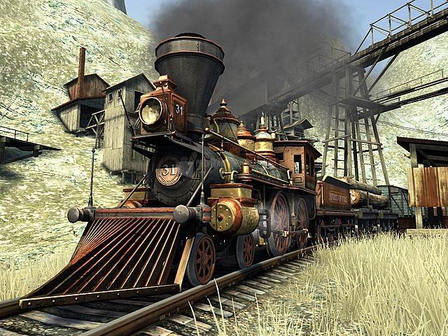 Pantallazo Western Railway