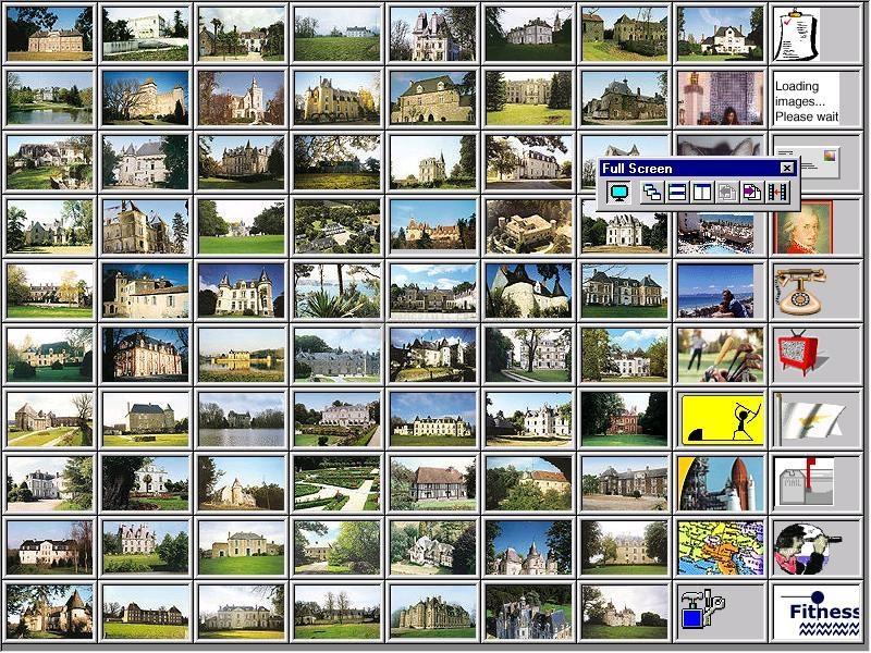 Pantallazo Periscope Image Browser