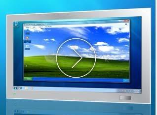 Pantallazo Windows Virtual PC