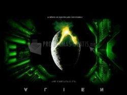 Pantallazo Alien DC Theme