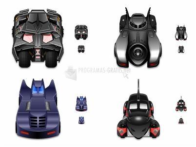 Pantallazo Batmobiles Icons Vol.1