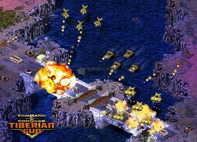 Pantallazo Command and Conquer: Tiberian Sun