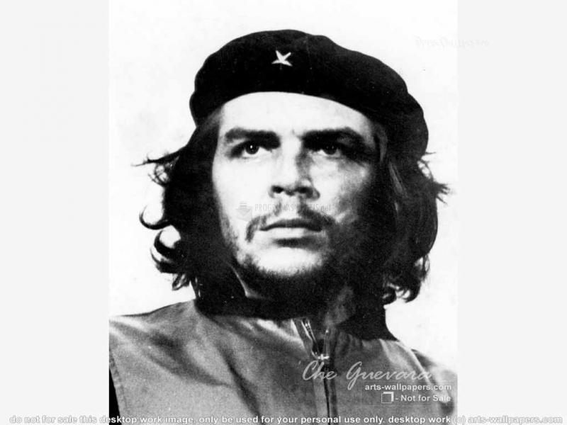 Pantallazo Che Guevara