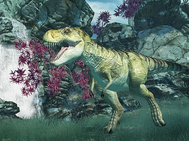 Pantallazo Tyrannosaurus Rex