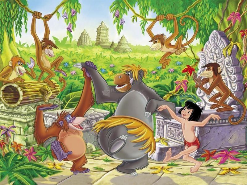 Pantallazo El libro de la selva