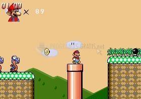 Pantallazo Super Mario PC Challenge 6