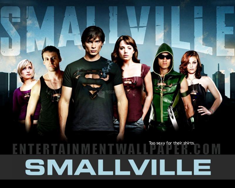 Pantallazo Smallville