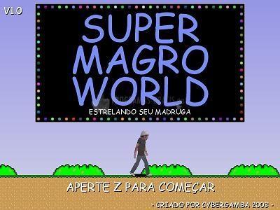 Pantallazo Super Magro World