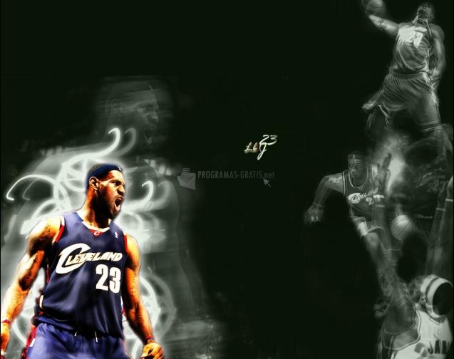 Pantallazo Lebron James