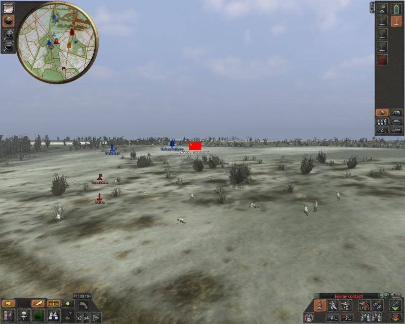 Pantallazo Achtung Panzer: Kharkov 1943