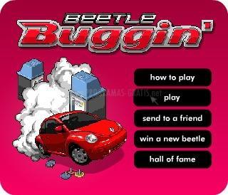 Pantallazo Beetle Car Race
