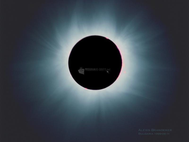 Pantallazo Eclipse
