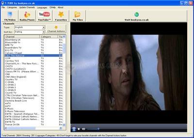 Pantallazo Family Internet TV