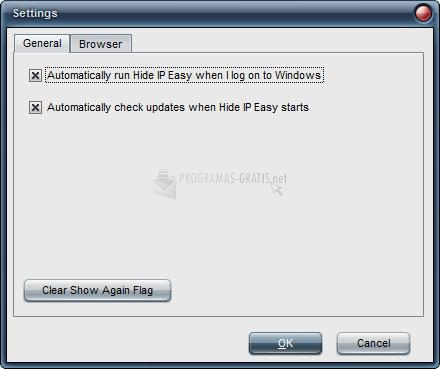 Captura Hide IP Easy