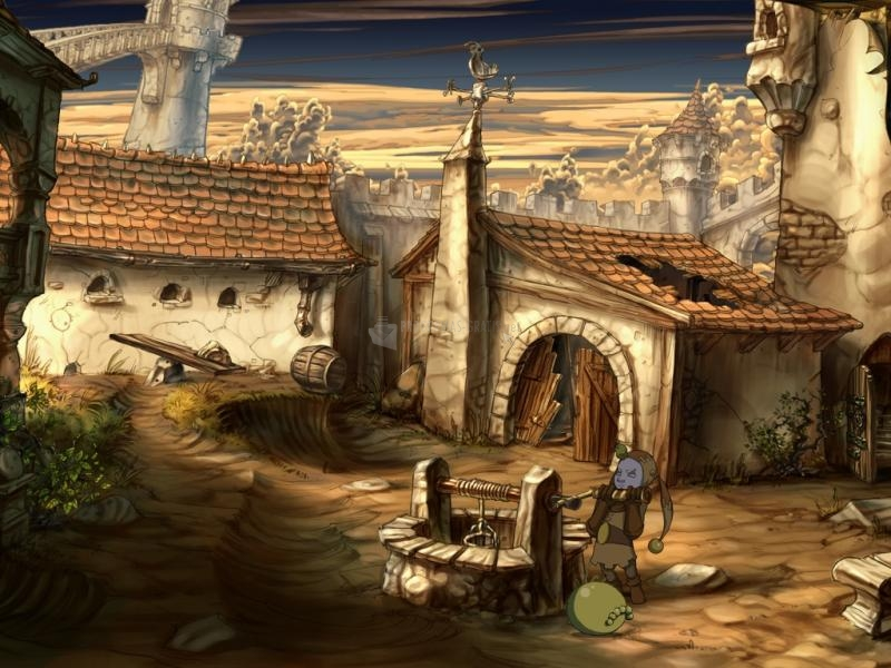 Pantallazo The Whispered World