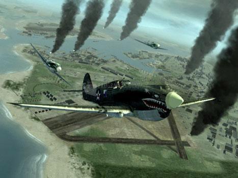 Pantallazo Blazing Angels: Squadrons of WWII