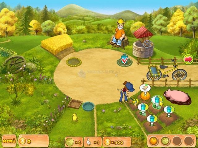 Pantallazo Farm Mania