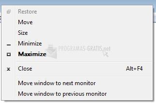 Pantallazo Monitor Switch