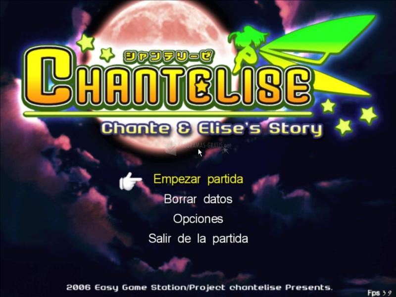 Pantallazo Chantelise