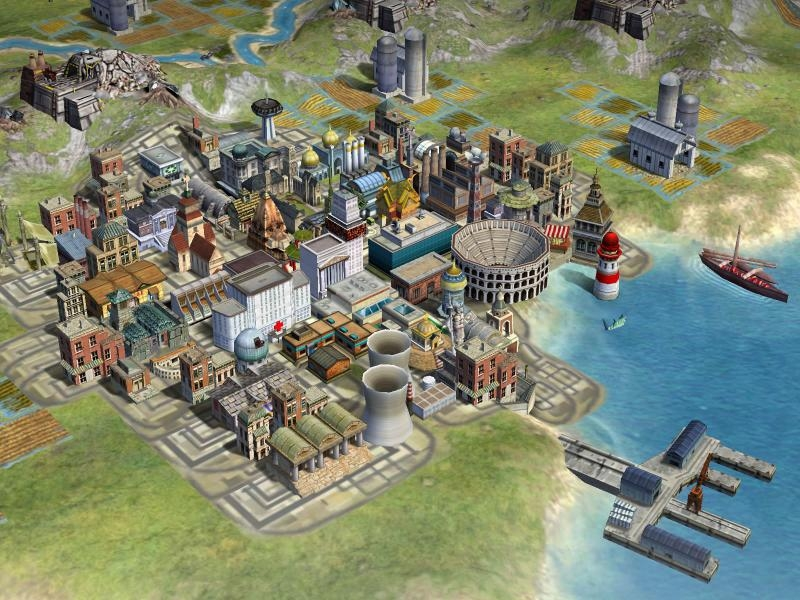 Pantallazo Civilization IV: Beyond the Sword