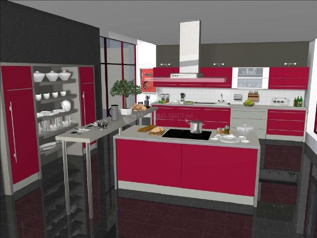 Descargar dise o de cocinas 3d 371 gratis para windows for Disenar cocinas online gratis 3d