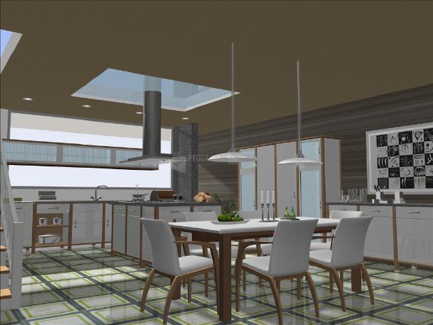 Descargar Diseño de Cocinas 3D 371 Gratis Para Windows