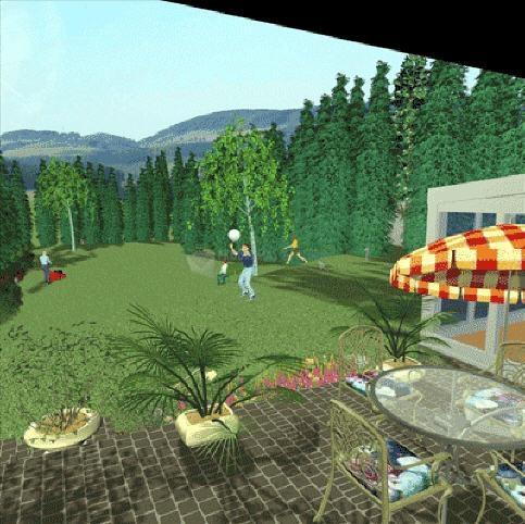 Bajar dise o de jardines 3d 7 0 en espa ol for Diseno jardines exteriores 3d gratis