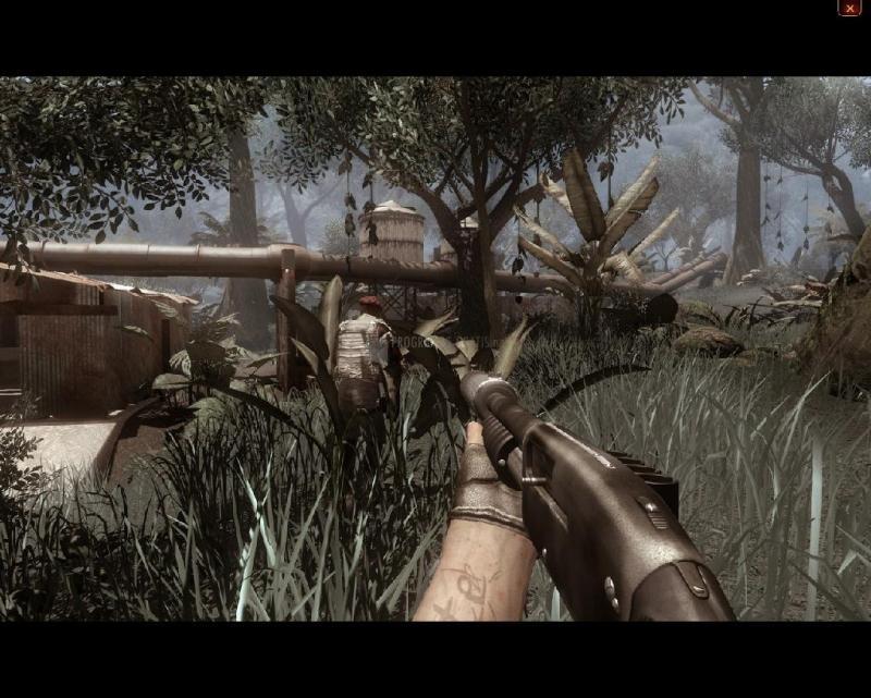 Pantallazo Far Cry 2