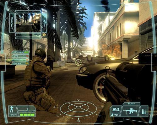 Pantallazo Ghost Recon Advanced Warfighter