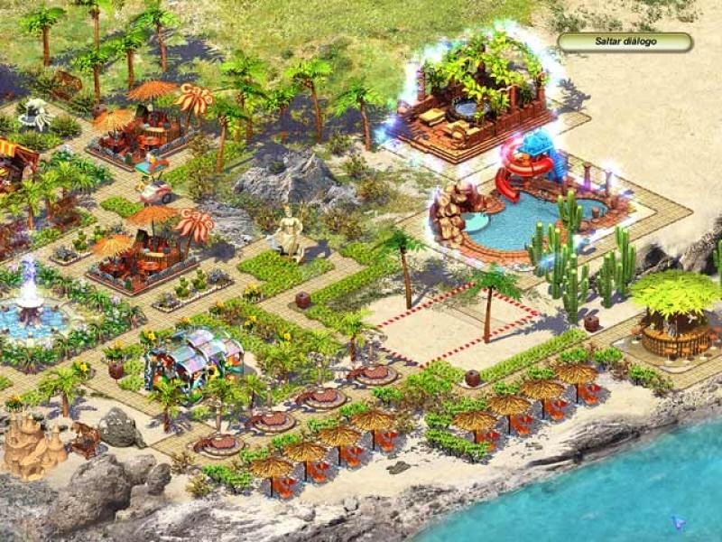 Pantallazo Paradise Beach