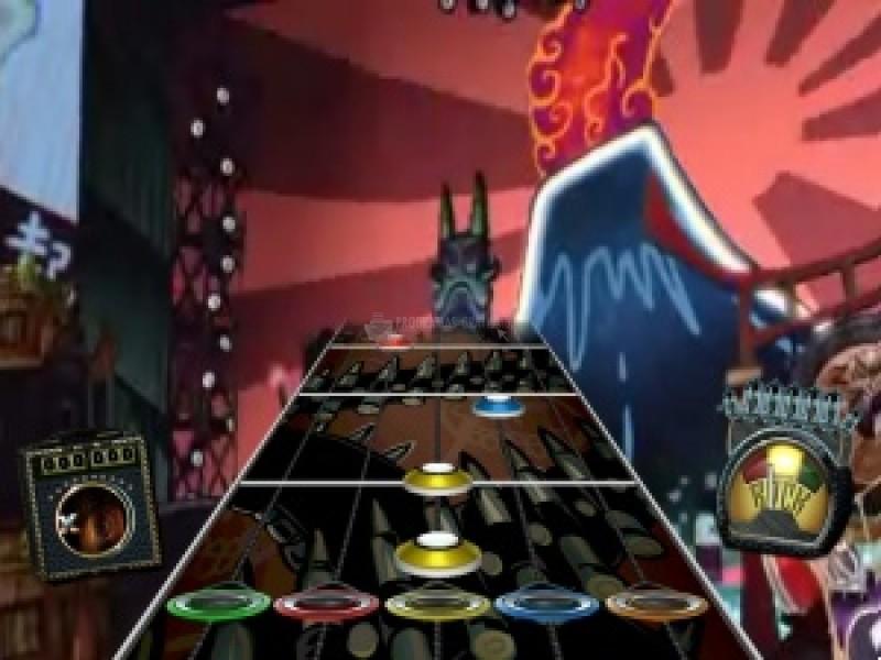 Pantallazo Guitar Zero 2
