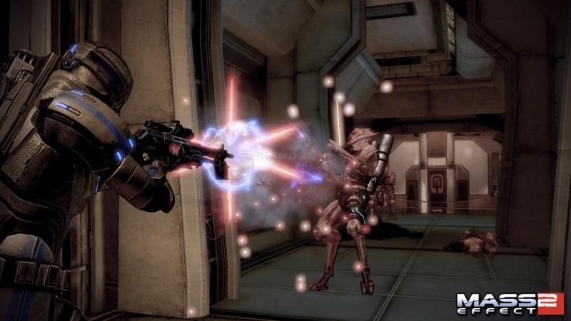 Pantallazo Mass Effect 2