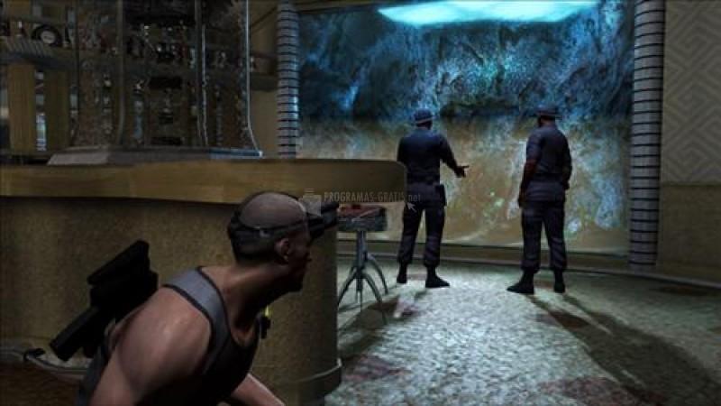 Pantallazo Splinter Cell: Double Agent